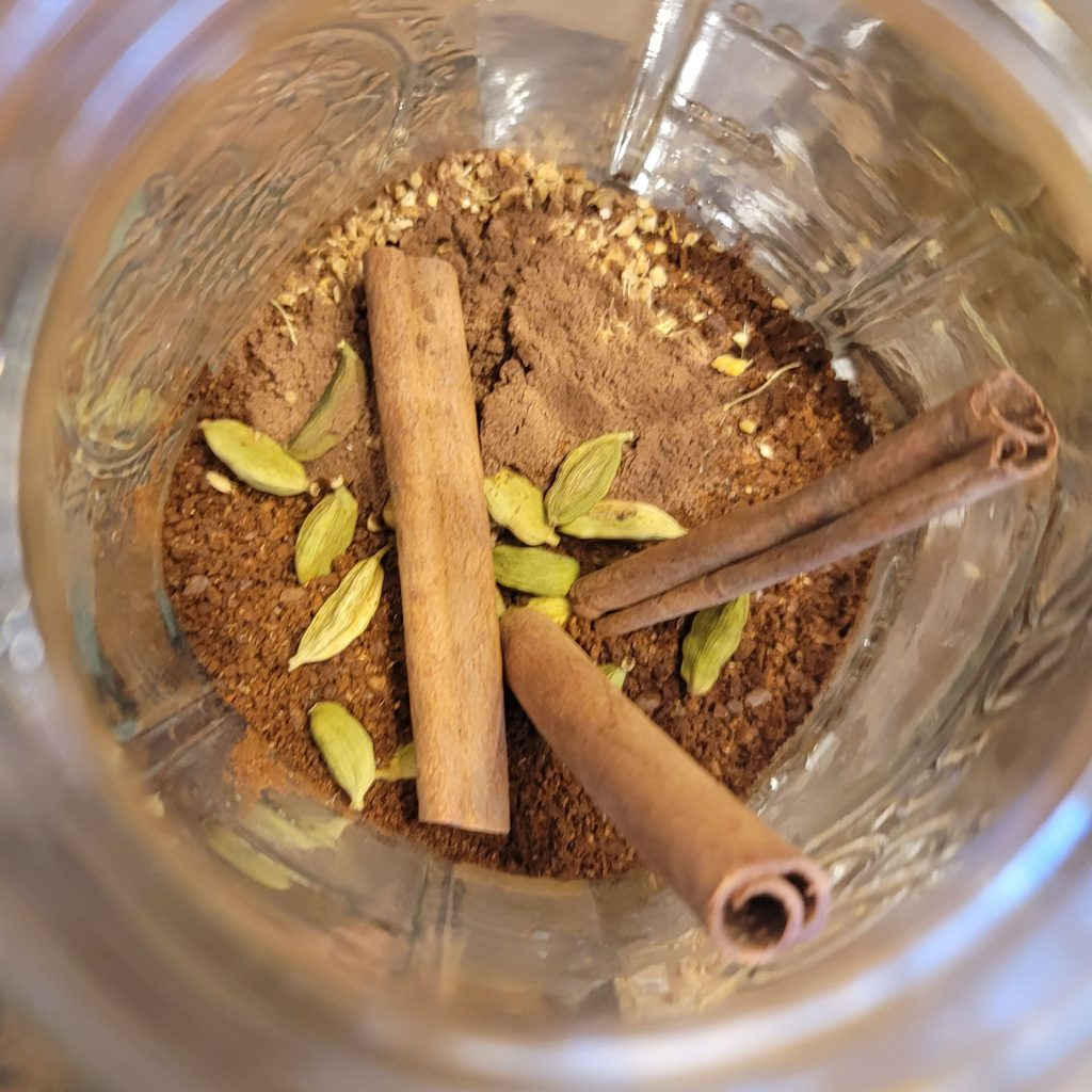 Spiced Chai Cold Brew Mix